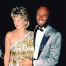 Maurice Gibb And Yvonne Spencely - 386 x 594