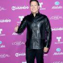 Raúl González- 'Premios Tu Mundo' Awards 2015