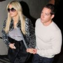 Paris Hilton & Cy Waits: Christmas Shopping Date