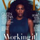 Serena Williams Vogue Magazine April 2015