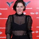 Emma Willis – Pictured at The Voice UK Photocall Series 4 in Manchester - 454 x 683