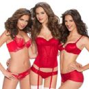 Larisa Fraser Triumph collection Red Passion (Spring 2012) - 454 x 348
