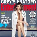 Ellen Pompeo - Entertainment Weekly Magazine Cover [United States] (11 September 2015)