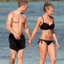 Gemma Atkinson and Liam Richards - 230 x 309