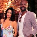 Tugba Ekinci and Pascal Nouma