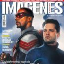 Anthony Mackie - Imagenes De Actualidad Magazine Cover [Spain] (March 2020)