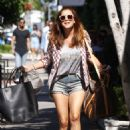 Kate Walsh Out In Los Angeles
