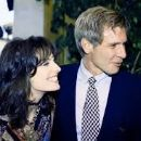 Harrison Ford and Sela Ward