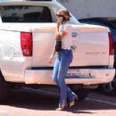 Sofia Richie – In jeans out in Malibu