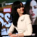 Krysten Ritter – 'Jessica Jones' FYSee Event and Panel in Los Angeles - 454 x 681