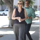 Jane Lynch Shopping For Furniture In West Hollywood