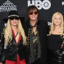 Richie Sambora attends the 33rd Annual Rock & Roll Hall of Fame Induction Ceremony at Public Auditorium on April 14, 2018 in Cleveland, Ohio - 437 x 600