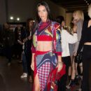 Adriana Lima – Versace S/S 2017 Show in Milan, September 2016