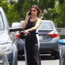 Elisabetta Canalis – Shopping at Fred Segal in West Hollywood - 454 x 650