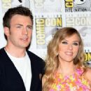 Marvel stars at Comic-Con International (July 20)