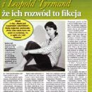 Leopold Tyrmand - Retro Magazine Pictorial [Poland] (October 2020)