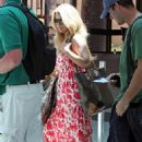 Jessica Simpson &Tony Romo In San Diego, 2008-06-01