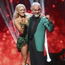 Peta Murgatroyd and Tommy Chong