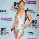 Shakira At The MTV Europe Music Awards 2009 - 362 x 594