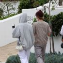 Hailey Bieber and Justin Bieber – Seen together in Santa Barbara