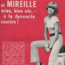 Mireille Darc - Le nouveau Cinémonde Magazine Pictorial [France] (May 1969) - 454 x 626