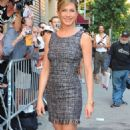 Jennifer Aniston Dazzles At The Daily Show