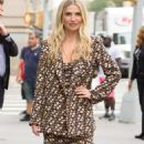 Willa Ford – Outside 'Build Series' in New York - 454 x 812
