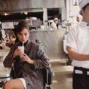 Christy Turlington - Vogue Magazine Pictorial [Italy] (December 1995)
