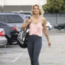 AnnaLynne McCord in Tights – Out in Los Angeles - 454 x 642