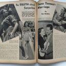 Gene Tierney - Screenland Magazine Pictorial [United States] (September 1941) - 454 x 340
