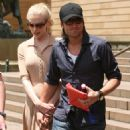 Nicole Kidman And Keith Urban Visit The Art Gallery Of New South Wales (01/04/08 )