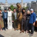 Emilia Clarke –  'Solo: A Star Wars Story' Photocall in London
