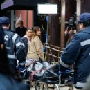 Mariska Hargitay – On set of the 'Law and Order: Special Victims Unit' TV Series in New York