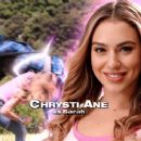 Chrystiane Lopes as Sarah Thompson/Ninja Steel Pink Ranger in Power Rangers Ninja Steel