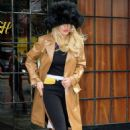 Rita Ora – Leaving the Bowery Hotel in NYC