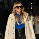 Sylvie Meis – Shoppin in Paris