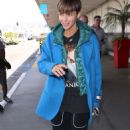 Ruby Rose – Arriving at LAX Airport in LA - 454 x 726