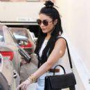 Vanessa Hudgens Leaving The Doctors Office In Beverly Hills