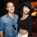 Naya Rivera, New Husband Ryan Dorsey Make First Official Appearance After Wedding