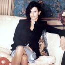 Courteney Cox - Town & Country Magazine Pictorial [United Kingdom] (September 2003)