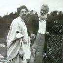 Alexander Graham Bell and Mabel Gardiner Hubbard - 454 x 721