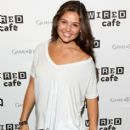 Actress Danielle Campbell attends day 1 of the WIRED Cafe @ Comic Con at Omni Hotel on July 24, 2014 in San Diego, California