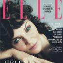 Helena Christensen - Elle Magazine Cover [Denmark] (November 2018)