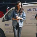Selena Gomez Out In New York City