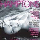 Leelee Sobieski - Hamptons Magazine Cover [United States] (September 2001)
