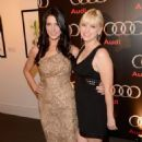 Ashley Greene and Anna Faris at the Audi Forum New Orleans at the Ogden Museum of Southern Art in New Orleans (February 1)