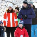 Prince William and Duchess Catherine visited Holmenkollen