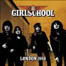 Girlschool - London 1980