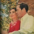 Audrey Hepburn and Mel Ferrer - Screen Magazine Pictorial [Japan] (May 1960) - 454 x 454