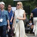 Poppy Delevingne – Wimbledon Tennis Championships 2019 in London - 454 x 681
